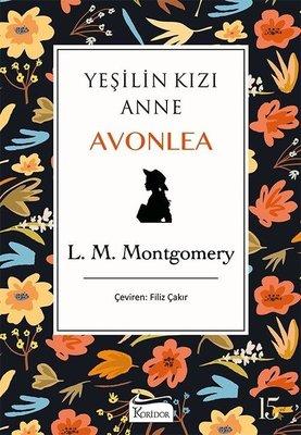 Yeşilin Kızı Anne Avonlea (Siyah) - Bez Ciltli