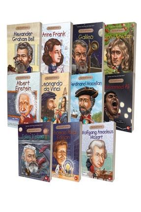 Kim Kimdi? 11 Kitap Set