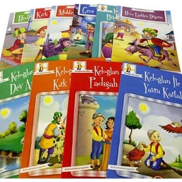 Dev Boy Hikaye 10 Kitap