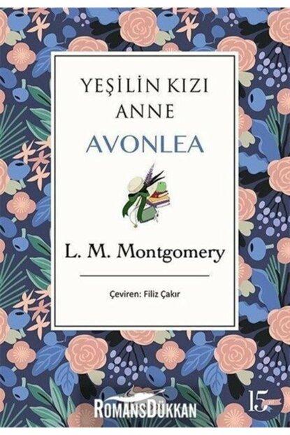 Yeşilin Kızı Anne Avonlea (Mor) - Bez Ciltli