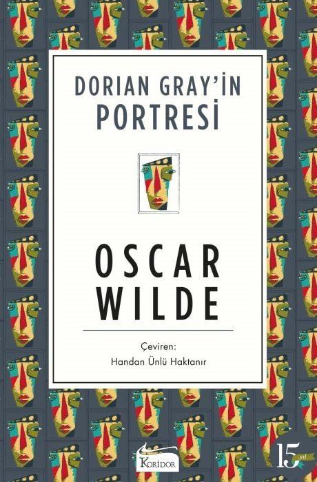25 - Dorian Gray'in Portresi - Bez Ciltli