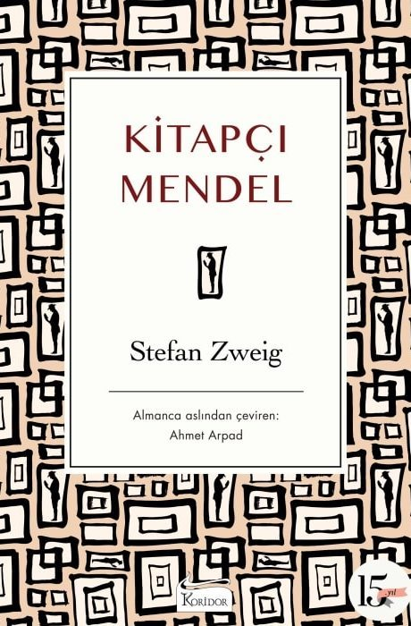 31 - Kitapçı Mendel - Bez Ciltli