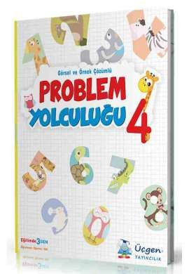 4. Sınıf Problem Yolculuğu Üçgen Yayıncılık