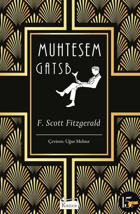 46 - Muhteşem Gatsby - Bez Ciltli
