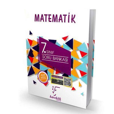 7.Sınıf Matematik Soru Bankası Yeni Müfredat