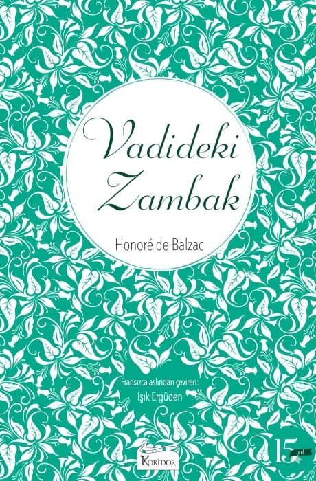 9 - Vadideki Zambak - Bez Ciltli