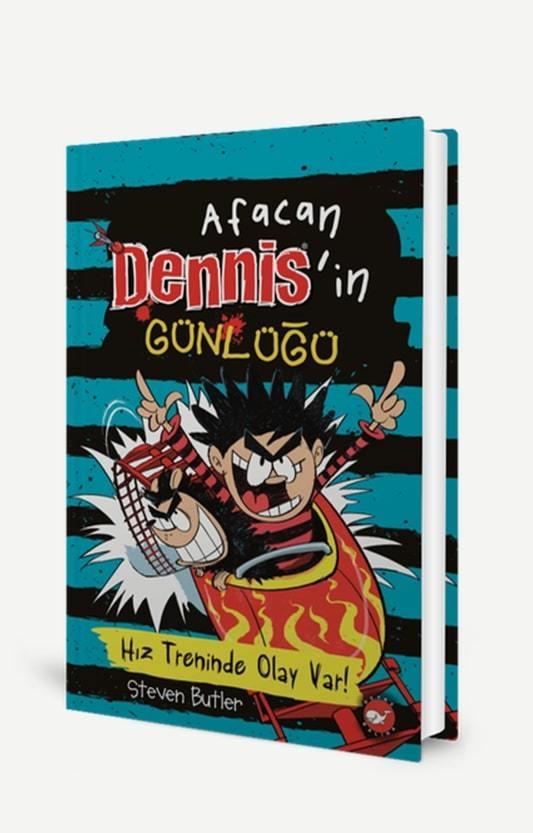 Afacan Dennis'in Günlüğü 3 - Hız Treninde Olay Var!