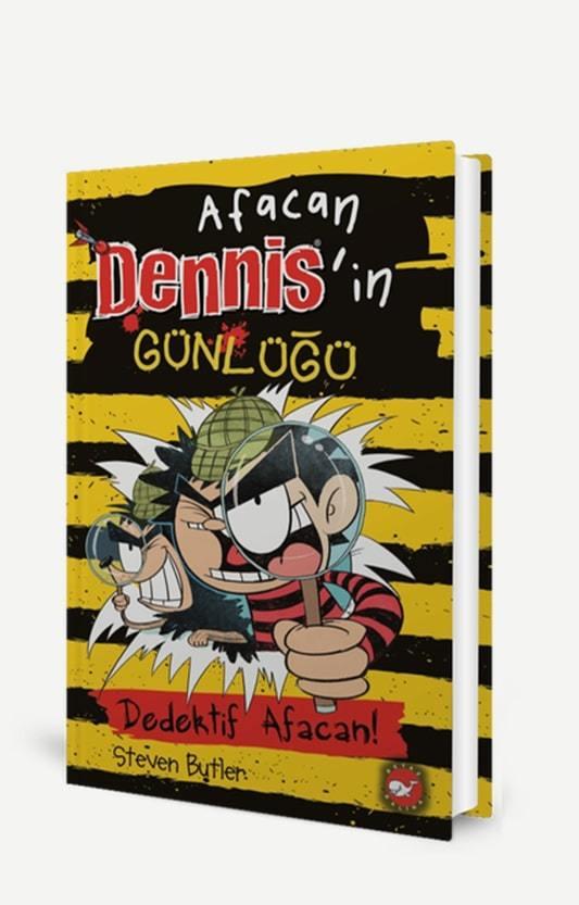 Afacan Dennis'in Günlüğü 4 - Dedektif Afacan!