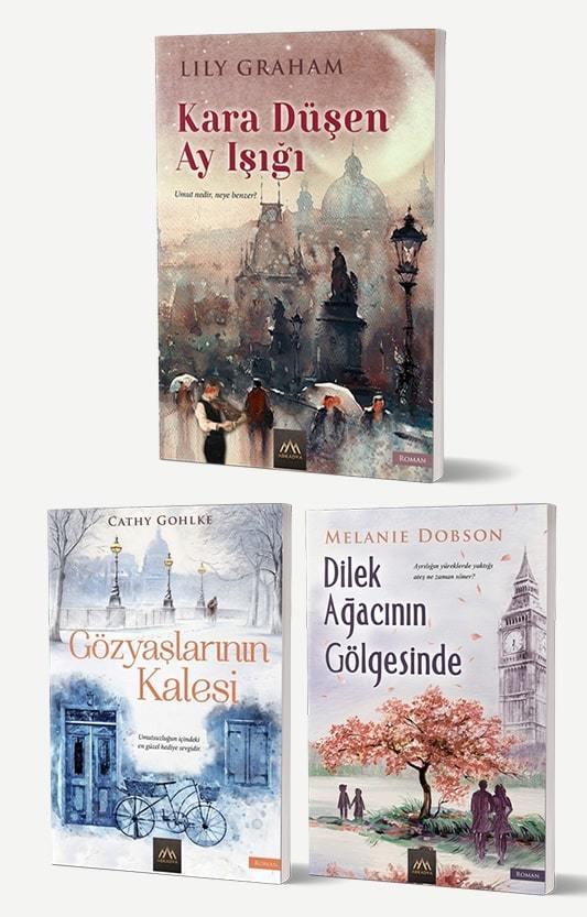 Arkadya Aşk Romanları Seti