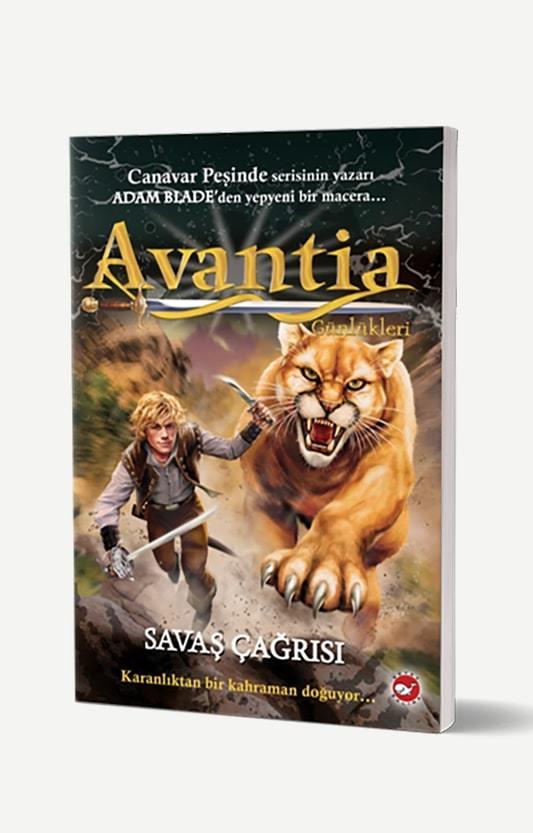 Avantia Günlükleri 2 - Kötülüğün Peşinde
