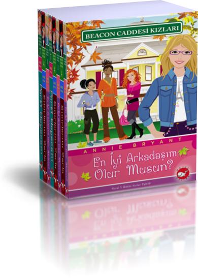 Beacon Caddesi Kızları 10 Kitap Set