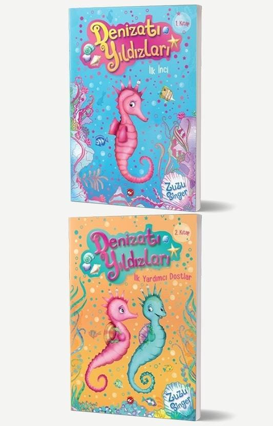 Denizatı Yıldızları Set - 2 Kitap