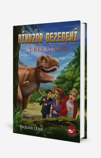 Dinozor Gezegeni 1 - T Rex Alarmı