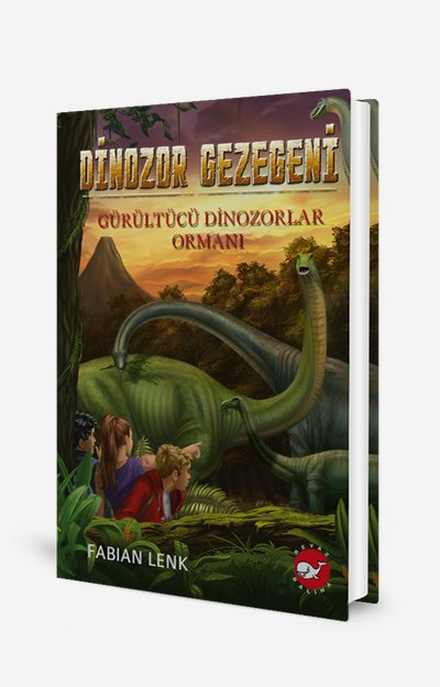 Dinozor Gezegeni 2 - Gürültücü Dinozorlar Ormanı