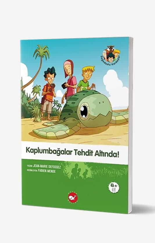 Doğadostu Kardeşler 2 - Kaplumbağalar Tehdit Altında!