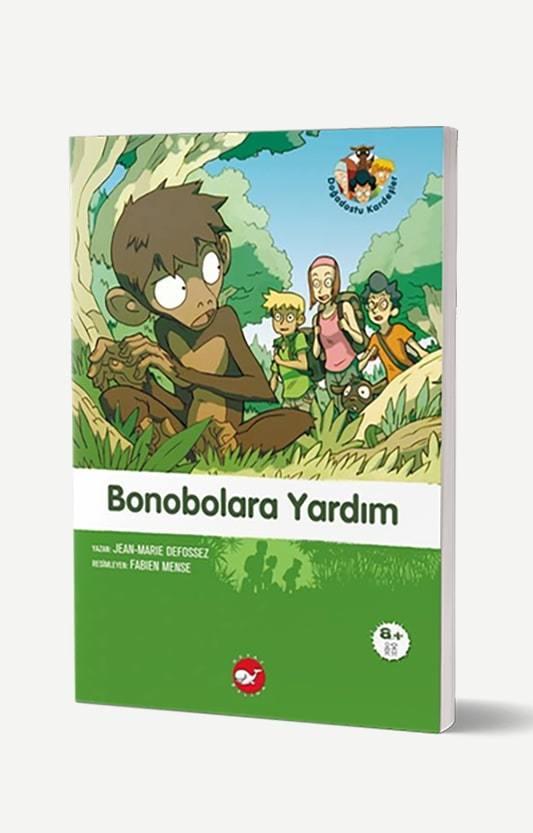 Doğadostu Kardeşler 5 - Bonobolara Yardım