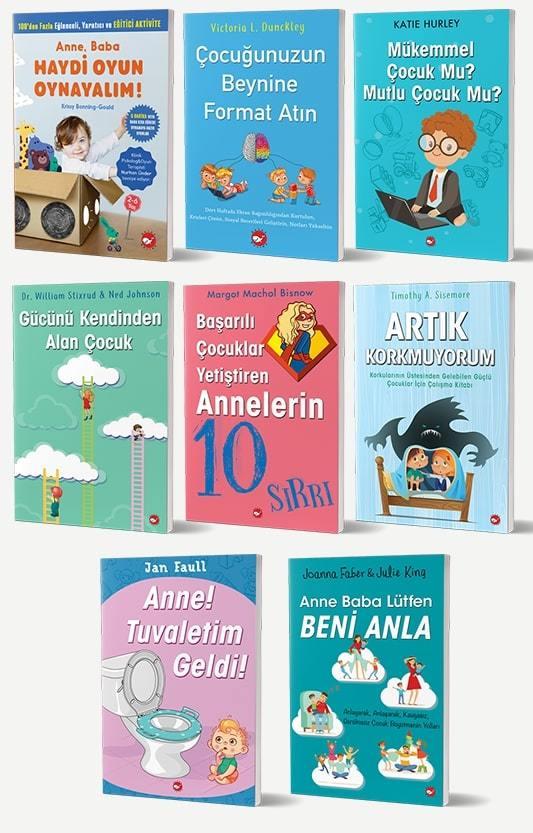 Ebeveyn Kitapları - 8 Kitap