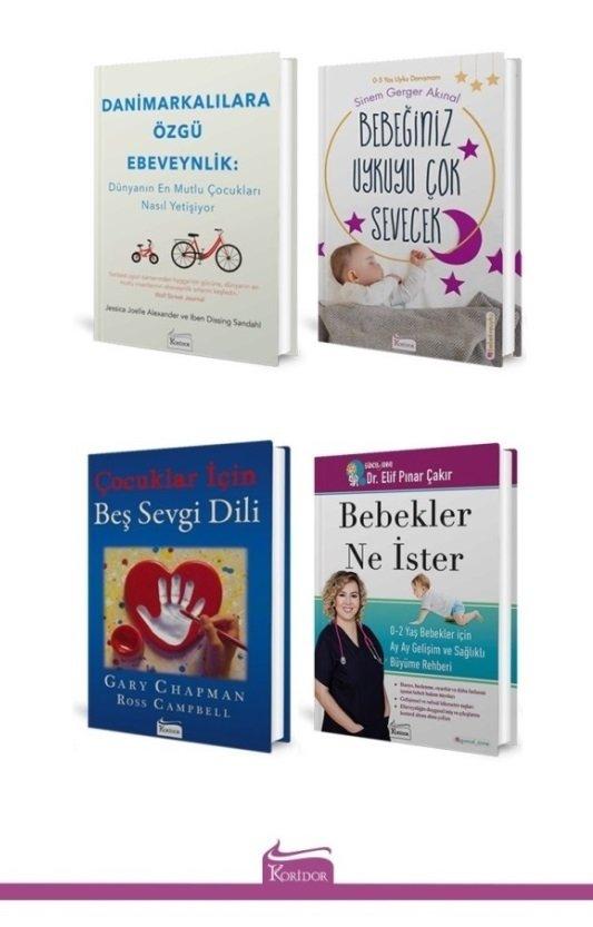 Ebeveyn Kitapları Seti  - 4 Kitap