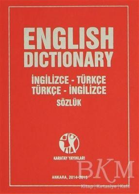 English Dictionary İngilizce - Türkçe Türkçe - İngilizce Sözlük