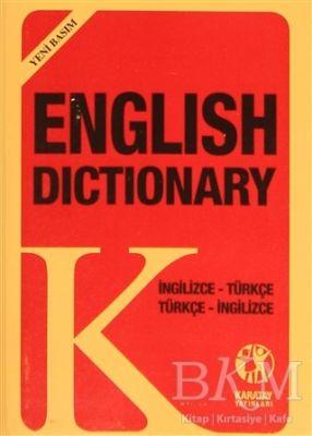 English Dictionary İngilizce - Türkçe Türkçe - İngilizce Yeni Basım