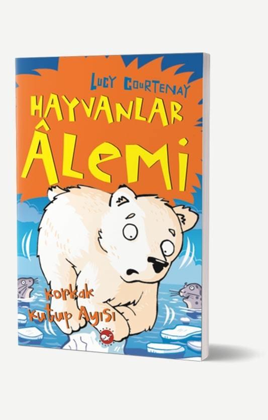 Hayvanlar Alemi- Korkak Kutup Ayısı