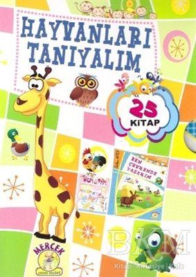 Hayvanları Tanıyalım 25 Kitap Takım