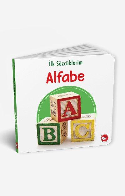 İlk Sözcüklerim - Alfabe