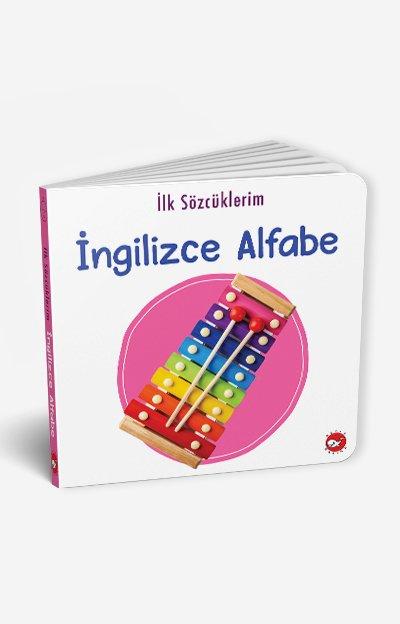 İlk Sözcüklerim - İngilizce Alfabe