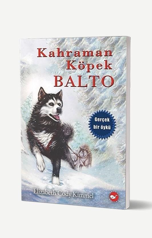 Kahraman Köpek Balto - Ciltsiz