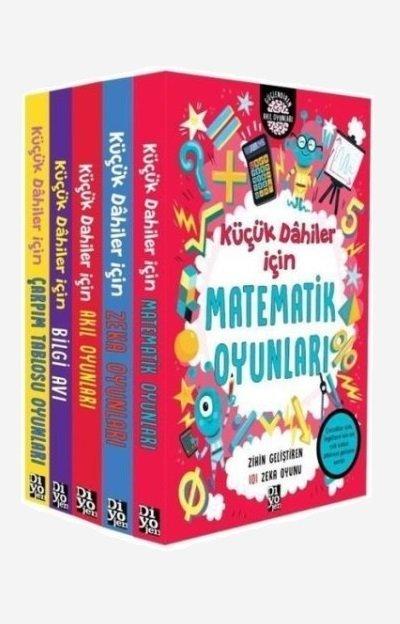 Küçük Dahiler 5 Kitap Set