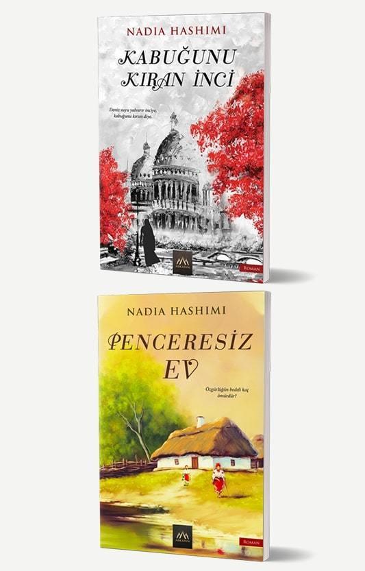 Nadia Hashimi Seti - 2 Kitap