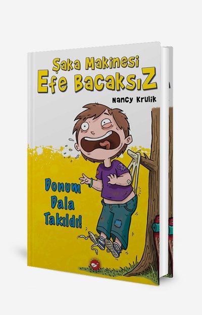 Şaka Makinesi Efe Bacaksız 3- Donum Dala Takıldı!