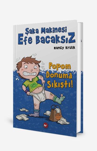 Şaka Makinesi Efe Bacaksız 7 - Popom Donuma Sıkıştı!