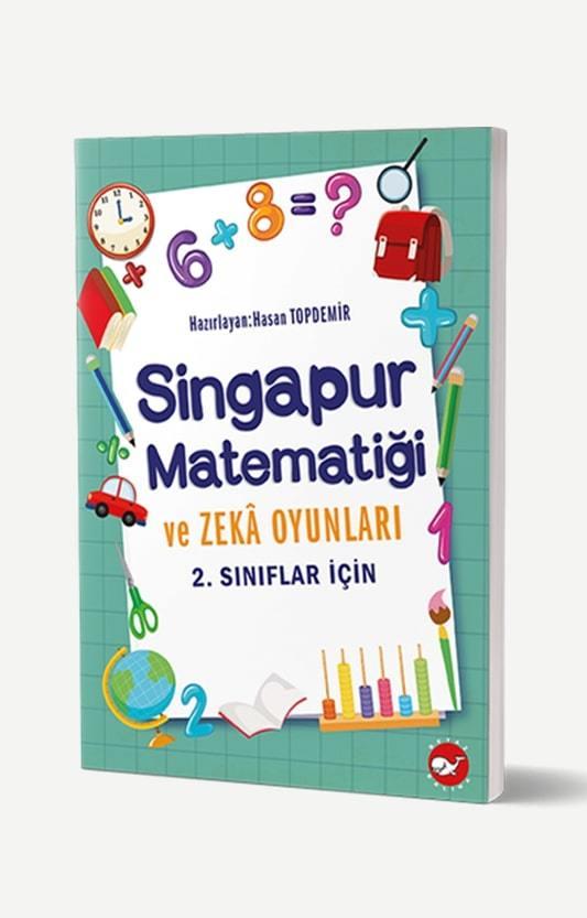 Singapur Matematiği ve Zeka Oyunları - 2. Sınıflar İçin