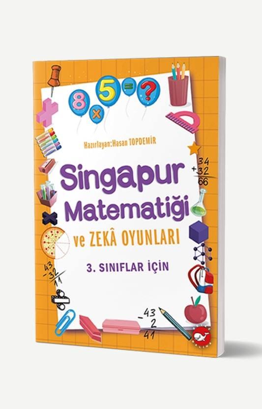 Singapur Matematiği ve Zeka Oyunları - 3. Sınıflar İçin