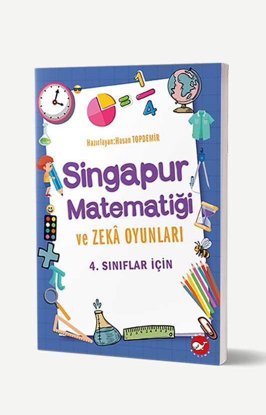 Singapur Matematiği ve Zeka Oyunları - 4. Sınıflar İçin