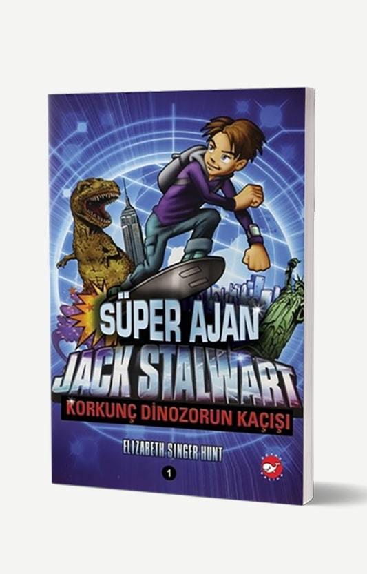 Süper Ajan Jack Stalwart 1 - Korkunç Dinozorun Kaçışı