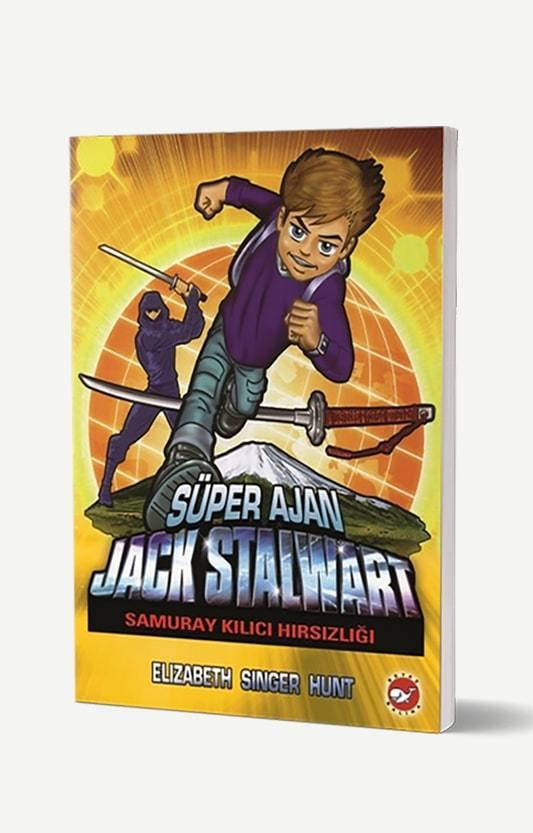 Süper Ajan Jack Stalwart 11 - Samuray Kılıcı Hırsızları