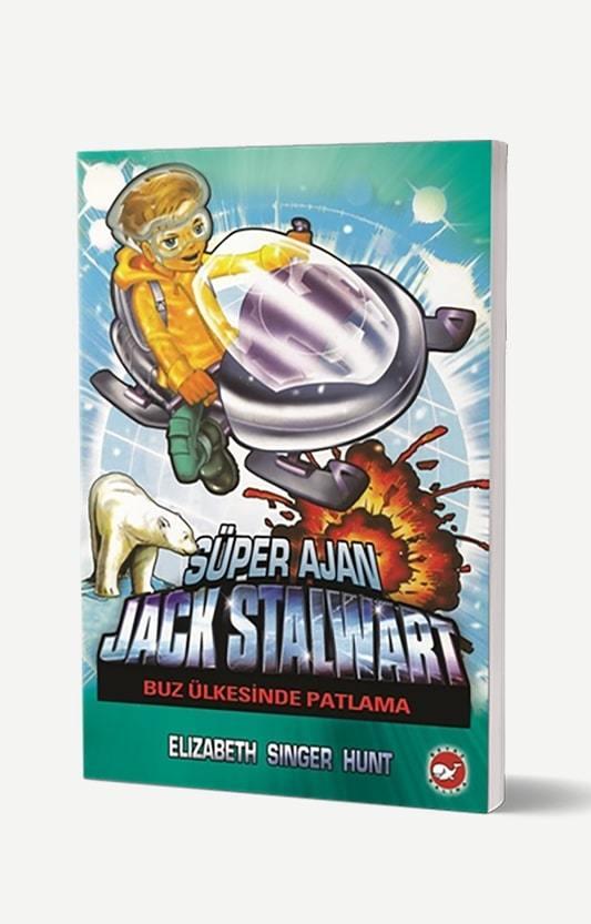 Süper Ajan Jack Stalwart 12- Buz Ülkesindeki Patlama