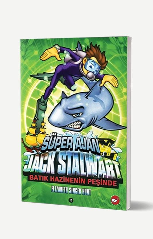 Süper Ajan Jack Stalwart 2 - Batık Hazinenin Peşinde