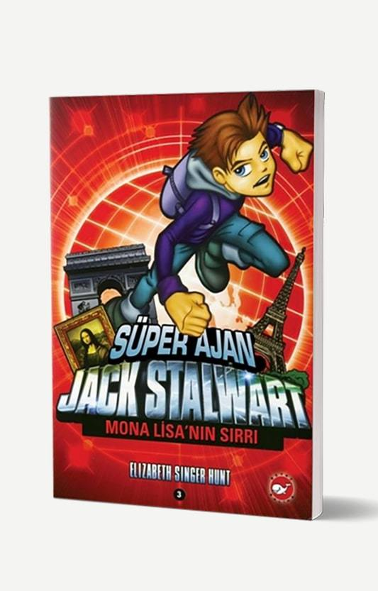 Süper Ajan Jack Stalwart 3 - Mona Lisa'nın Sırrı