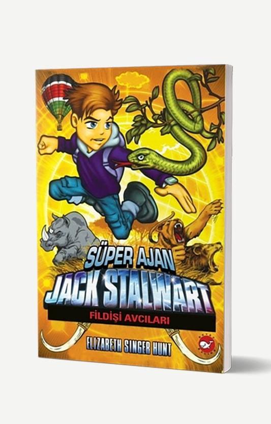 Süper Ajan Jack Stalwart 6 - Fildişi Avcıları