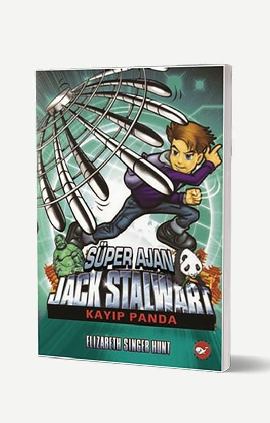 Süper Ajan Jack Stalwart 7 - Kayıp Panda