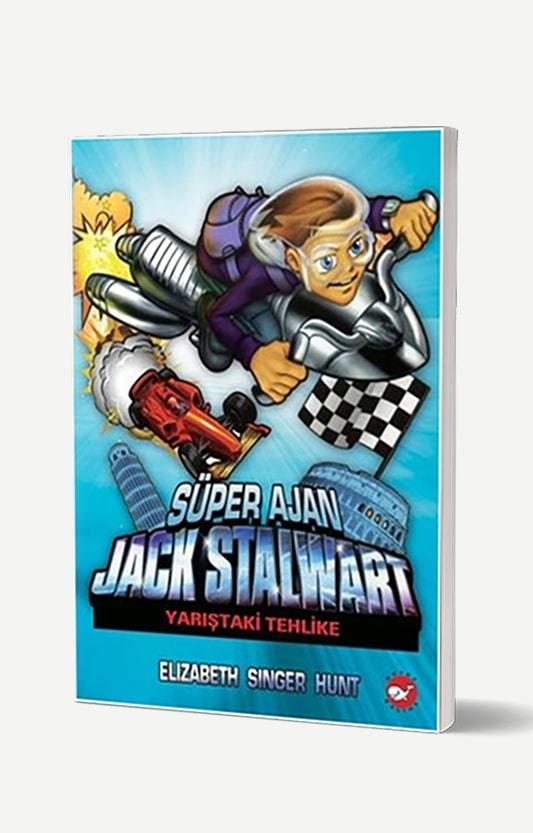 Süper Ajan Jack Stalwart 8 - Yarıştaki Tehlike