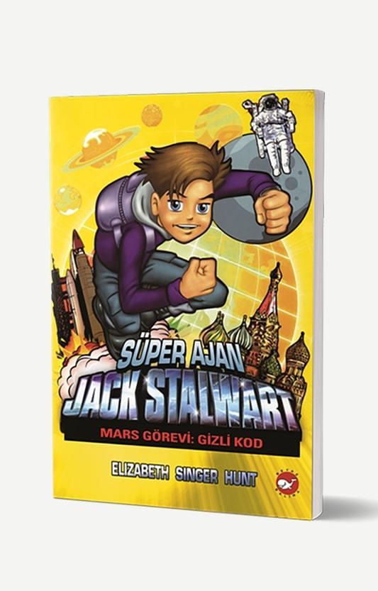 Süper Ajan Jack Stalwart 9 - Mars Görevi: Gizli Kod