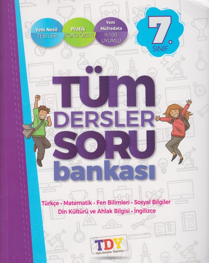 7. Sınıf Tüm Dersler Soru Bankası