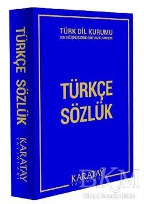 Türkçe Sözlük Mavi