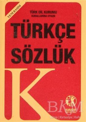 Türkçe Sözlük Yeni Basım