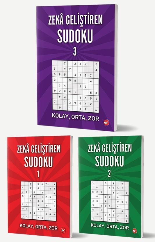 Zeka Geliştiren Sudoku Seti